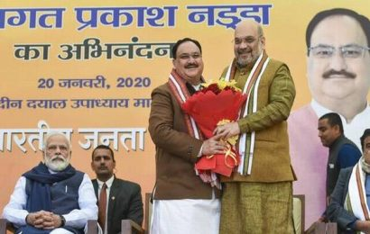 Party appointments: A delicate balancing act between Amit Shah's regime and the new one under Nadda