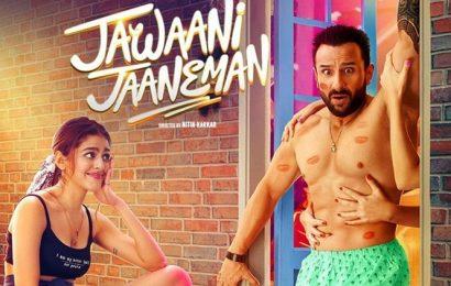 Jawaani Jaaneman box office collection Day 1: Saif Ali Khan film earns Rs 3.24 crore