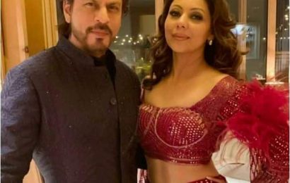 Gauri Khan takes a dig at husband Shah Rukh Khan; offers a backup plan as he is not doing films | Bollywood Life