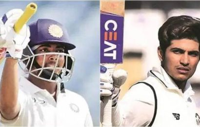 There is no fight for spot with Prithvi Shaw: Shubman Gill