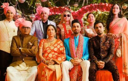 Ayushmann Khurrana: Gajraj Rao, Neena Gupta are riot together in Shubh Mangal Zyada Saavdhan