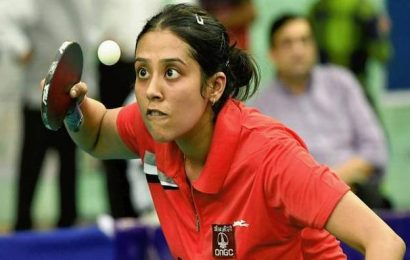 Table tennis | Ghosh stuns listless Sharath; Ankita reaches semifinals; Sathiyan, Sutirtha tested to the hilt