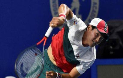 South Korea's Soonwoo Kwon has the final say against Prajnesh