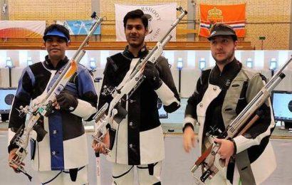 InterShoot International   Saurabh and Divyansh on target again