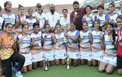 National Senior Hockey | Haryana beats Sports Authority of India to win title
