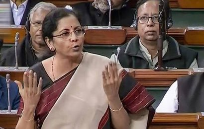 Govt. closely monitoring agriculture credit given by banks: Nirmala Sitharaman