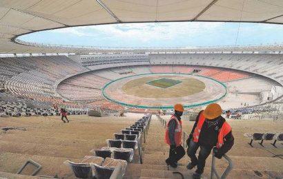 Gujarat Congress warns of protest at Ahmedabad's Motera stadium during Donald Trump's visit