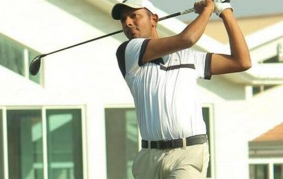 Ahlawat takes two-shot lead
