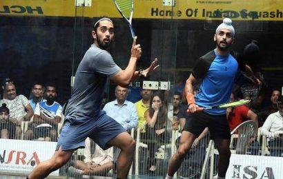 National Squash championship | Saurav Ghosal and Joshna enter final