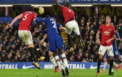 Manchester United bests Chelsea, closes in on top four