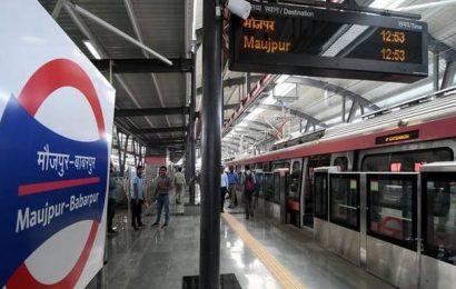 Five stations on Delhi Metro's Pink Line remain shut