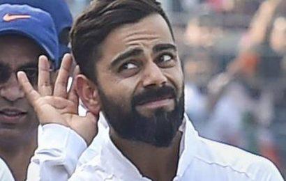 Kohli named in Asia squad
