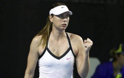Goodbye, tennis: Maria Sharapova announces retirement