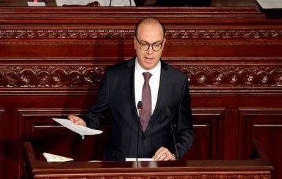 Tunisia's parliament approves a coalition government