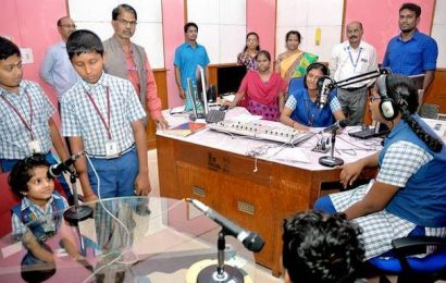 World Radio Day: students rule the air waves