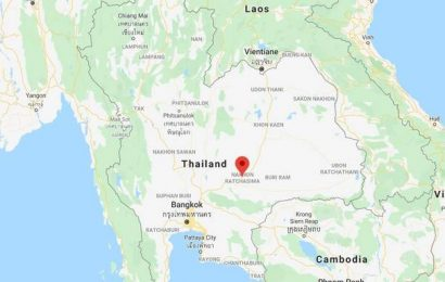 Soldier kills many in Thailand mass shooting, say police