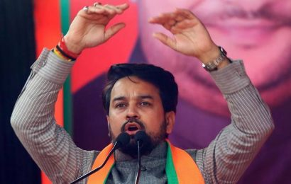 Shaheen Bagh will be cleared once BJP comes to power: Anurag Thakur