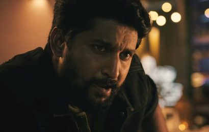 V teaser: Nani plays a cat-and-mouse game with cops