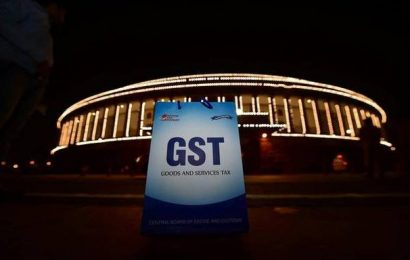 Government nets Rs 1.1 lakh cr from GST in January