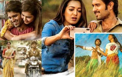 World Famous Lover Trailer : Vijay Deverakonda a deadly combination of passionate love and heartbreaks