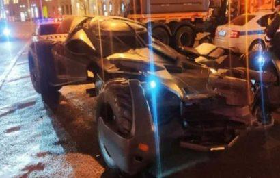 Police seize life-sized replica of Batmobile featured in Suicide Squad and Batman vs Superman