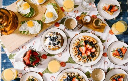Want to lose weight? Have big breakfast, light dinner