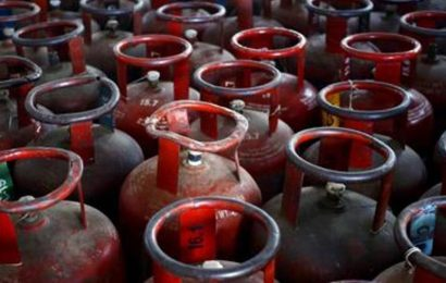 After 20% price rise, LPG cylinder to now cost ₹858
