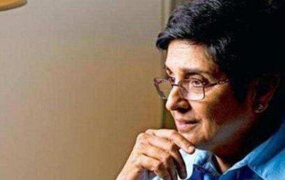 Kiran Bedi asks youth to emerge as entrepreneurs, job providers