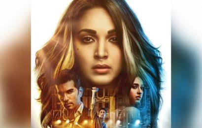 Guilty poster: Kiara Advani nails grunge chic look in Netflix original