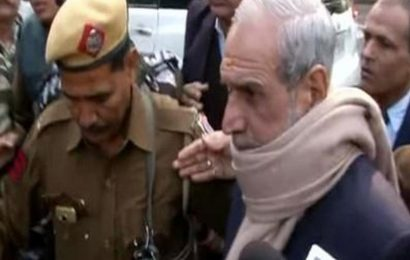 News updates from Hindustan Times: Sajjan Kumar, sentenced to life in Sikh riots, refused interim bail by SC and all the latest news at this hour