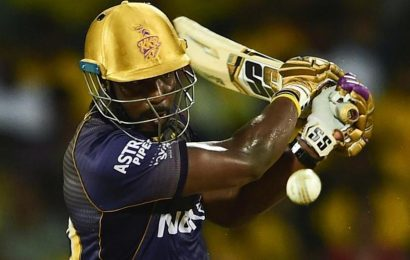 'Wanted to look sexy for girls': KKR star Andre Russell reveals why he ignored knee injury