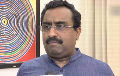 'We want situation in J&K to become conducive for political activity': BJP's Ram Madhav