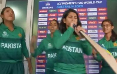 Women's T20 World Cup: Fans express displeasure after ICC posts video of Pakistan cricketers dancing