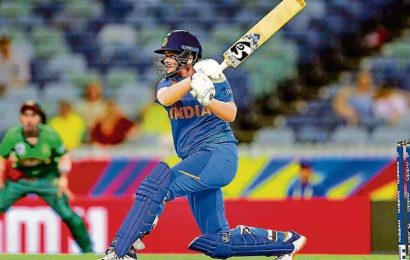 Shafali Verma: Batting with a licence to thrill