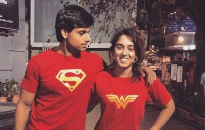 Aamir Khan's daughter Ira introduces who is the Superman to her Wonder Woman, see pics
