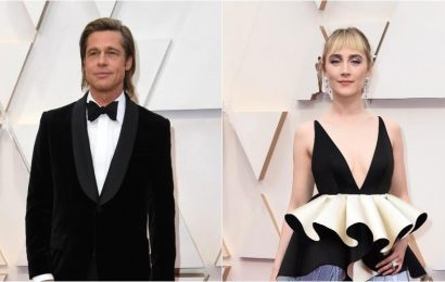 Ocars 2020 red carpet pics: Brad Pitt, Keanu Reeves, Margot Robbie are all here. Check out best appearances
