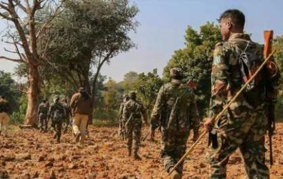 1 CoBRA commando killed, another injured in encounter with Maoists in Chhattisgarh's Sukma