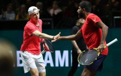 Rohan Bopanna Danis Shapovalov pair enters semifinals in Rotterdam