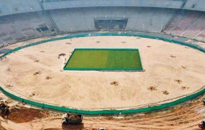 Motera: The stadium that will host Donald Trump