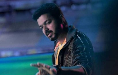 Income Tax department issues summons to Tamil actor Vijay
