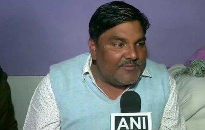 'Wasn't at home, ask Delhi police': AAP's Tahir Hussain denies hand in Ankit Sharma's murder