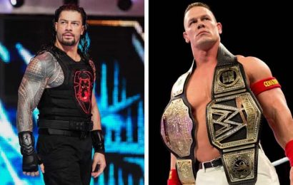 'WWE tried so hard with Roman Reigns,' Hall of Famer picks superstar who could be next John Cena