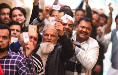 Polling for 70 Assembly seats in Delhi ends, results on February 11