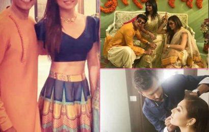 ननद की संगीत सेरेमनी में मेहंदी लगातर झूमती नजर आई सिलसिला स्टार Drashti Dhami, तस्वीरों ने मचाया तहलका