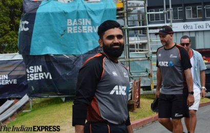 Mumbai-born Ajaz Patel plotting India's downfall against New Zealand