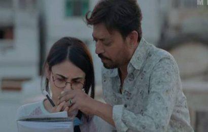 'Angrezi Medium' trailer: Irrfan Khan's father-daughter saga is all kinds of heart-warming