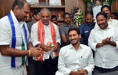 Vacancies to be identified and filled: Andhra Pradesh CM Reddy instructs officials
