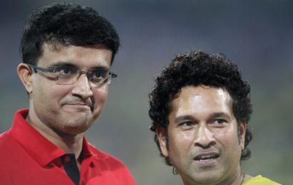 Sourav Ganguly's hilarious comment on Sachin Tendulkar's post leaves social media in splits