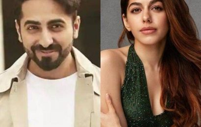 Ayushmann Khurrana to team up with Alaya F for a dramedy titled Stree Rog Vibhag | Bollywood Life
