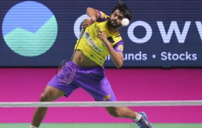 Indian men edge out Thailand 3-2 to enter semifinals of Asia Team Championships
